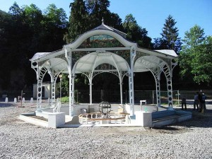 kiosque buvette Barbazan